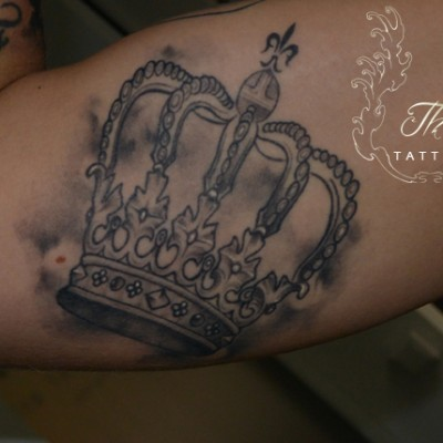 Tatuaj Coroana_ Crown Tattoo,  Tatuaje bucuresti, tatuaje, tatuaj mana, tattoo